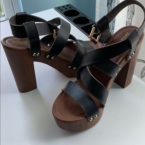 Mossimo Platform Sandals - New without Tags